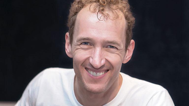 Photo of Broadway Producer Jeffrey Seller