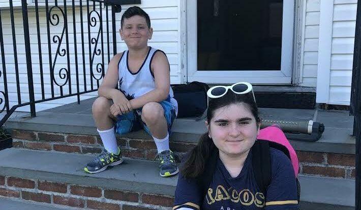 Long Island family photo
